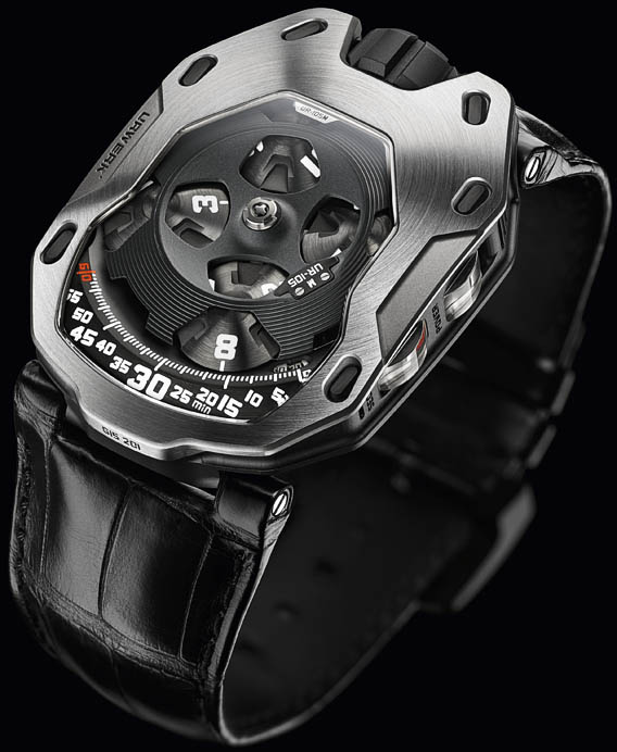 Replica Urwerk 2014 NEW UR-105M Watch