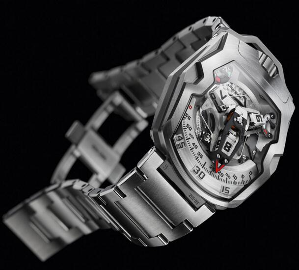 Replica Urwerk Watches for Sale—Exact Replica Urwerk UR-210S watches