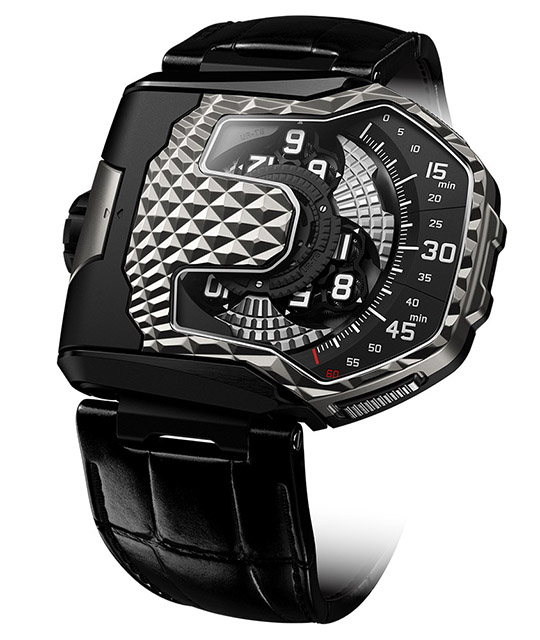 Buy Replica Urwerk UR-T8 Bi-Color watch