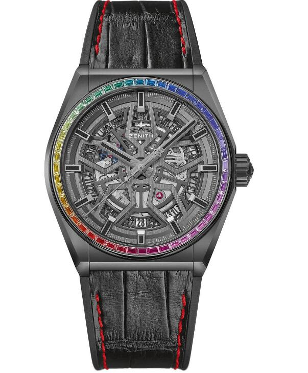 Zenith Defy Classic Rainbow Limited Edition 33.9002.670/96.R587 fake watches