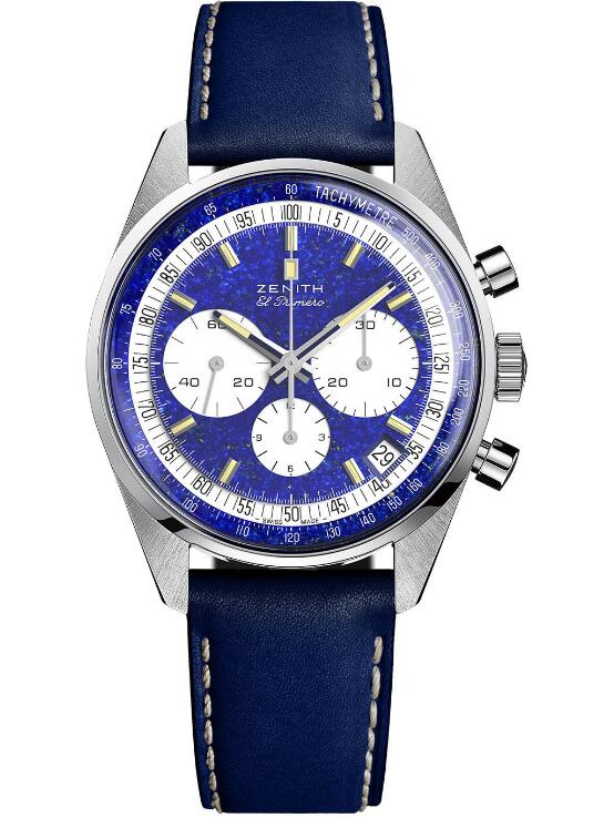 Zenith El Primero A386 « The One-Off » 40.P386.400/57.C842 replica watches review