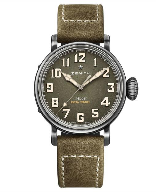 Luxury Zenith Pilot Type 20 Extra Special 11.1940.679/63.C800 watch Review