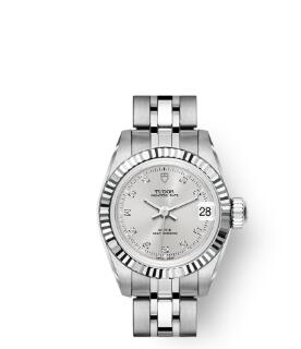 Buy Tudor Princess Date Replica Watch 22 mm steel case Diamond-set dial m92514-0002